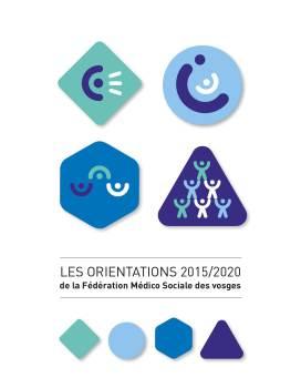 Pictogrammes pour les orientations 2015/2019 (projet)